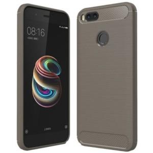 Štýlové a odolné púzdro pre Xiaomi Mi A1 Šedé