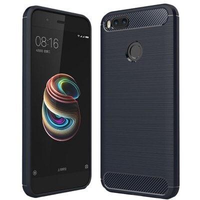 Štýlové a odolné púzdro pre Xiaomi Mi A1 Modré