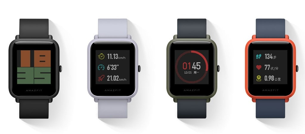 Xiaomi Amazfit BIP Youth edition čierne
