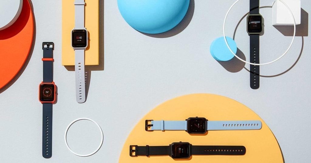 Xiaomi Amazfit BIP Youth edition farebné varianty