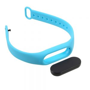 Remienok pre Xiaomi Mi Band 2 Modrý