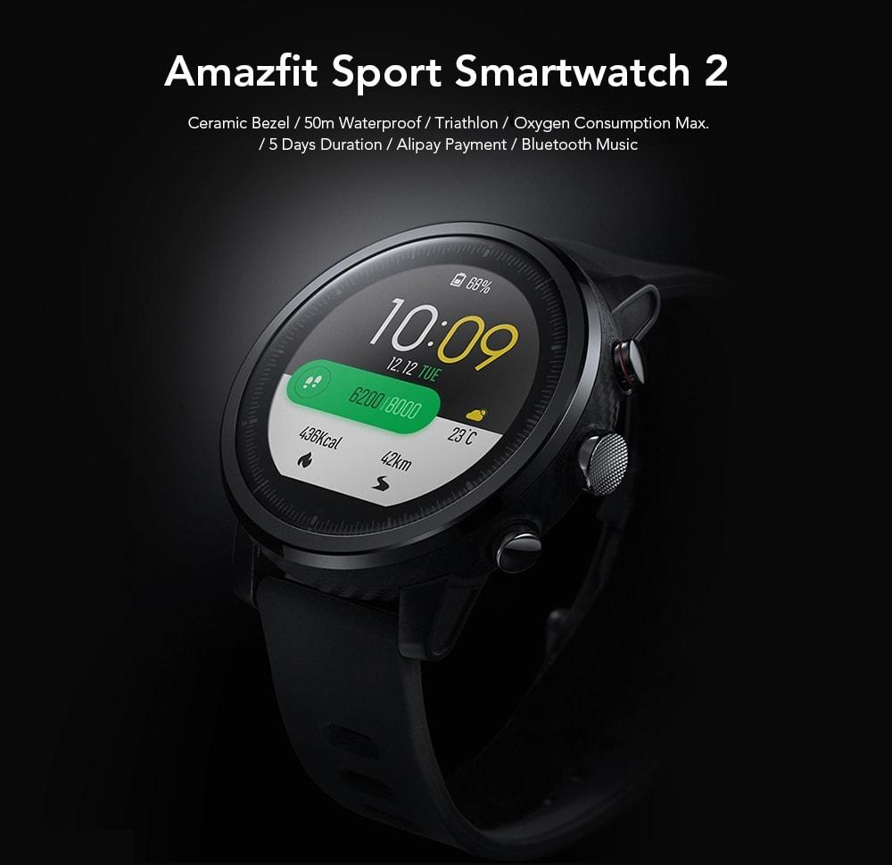 Športové hodinky Amazfit Pace 2 Stratos