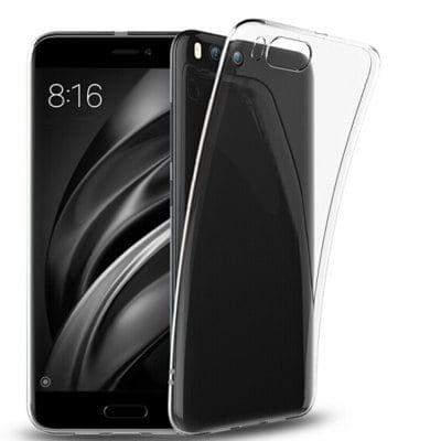 Silikónové priehľadné púzdro pre Xiaomi Mi A1