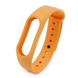 Remienok pre Mi Band 2 oranžový