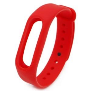 Remienok pre Xiaomi Mi Band 2 červený