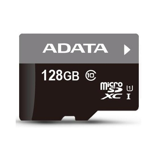 128 GB microSDHC UHS-I karta ADATA class 10 Ultra High Speed