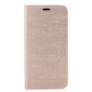 Elegantné kožené púzdro pre Xiaomi Redmi 4A zlaté