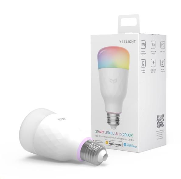 Yeelight 1S Smart LED Žiarovka E27