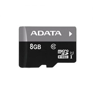 8 GB microSDHC UHS-I karta ADATA class 10 Ultra High Speed