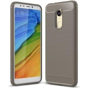 štýlové a odolné púzdro pre Xiaomi Redmi 5 Plus sivé