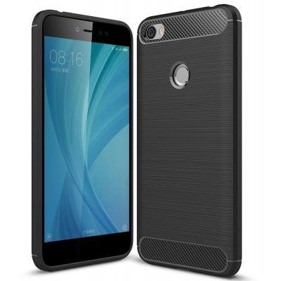 Xiaomi Redmi Note 5A odolné púzdro čierne