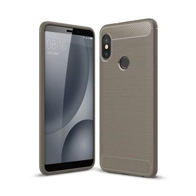 Odolné a štýlové puzdro pre Xiaomi Redmi Note 5 Sivé
