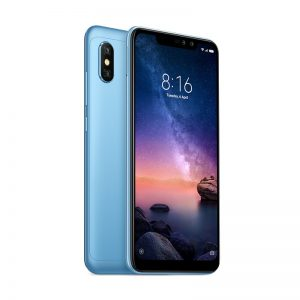 Xiaomi Redmi Note 6 Pro 32GB Modrý