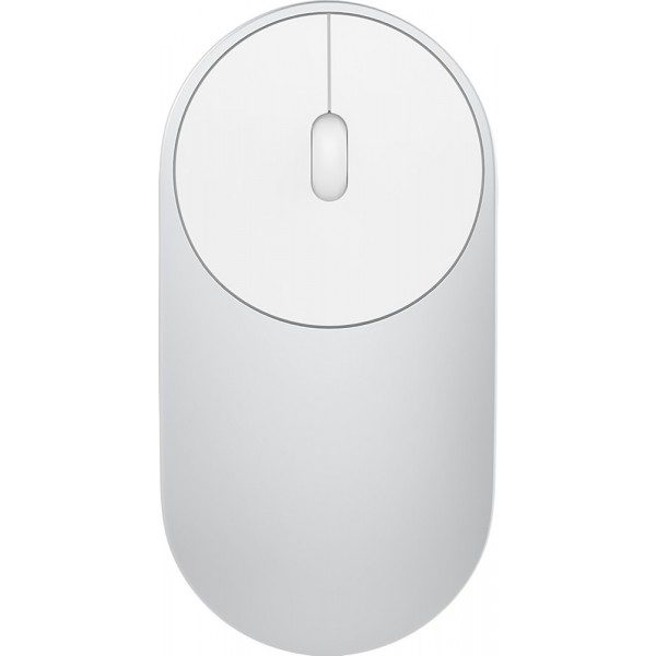 Xiaomi Mi bezdrotova myš Strieborná