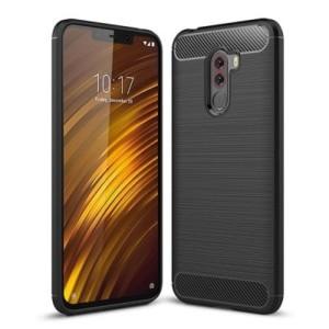 Štýlové a odolné púzdro pre Xiaomi Poco F1 Čierne