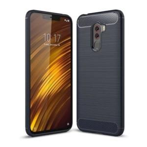 Štýlové a odolné púzdro pre Xiaomi Poco F1 Modré