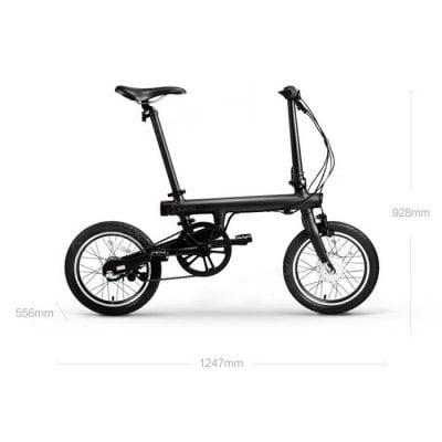 Elektrický skladateľný bicykel Xiaomi EU