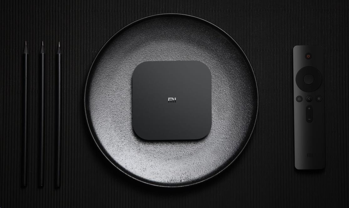 Mi Box S chromecast