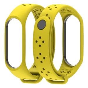 Remienok pre Xiaomi Mi Band 4 Žltý
