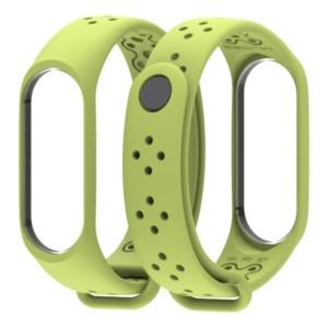 Remienok pre Xiaomi Mi Band 4 Zelený