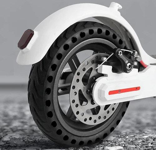 Bezdušová gumená pneumatika pre Xiaomi Scooter 2 M365