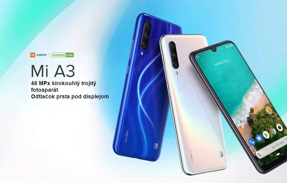 Xiaomi Mi A3 predstavenie