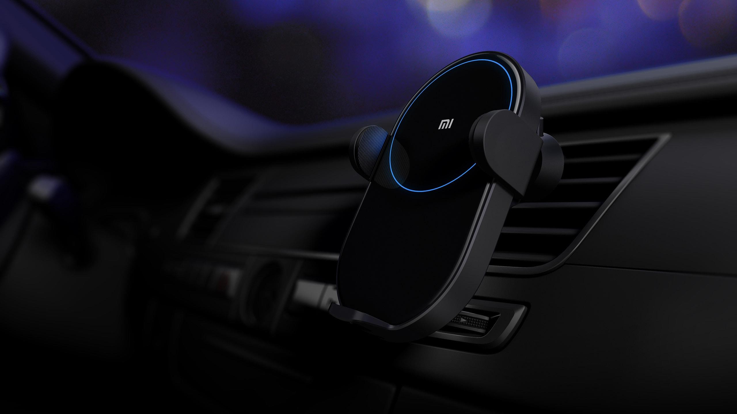 Bezdrôtová nabíjačka do auta s výkonom 20W