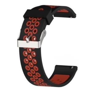 Xiaomi Amazfit náramok ČiernoČervený