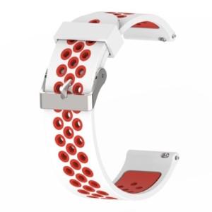 Xiaomi Amazfit náramok BieloČervený