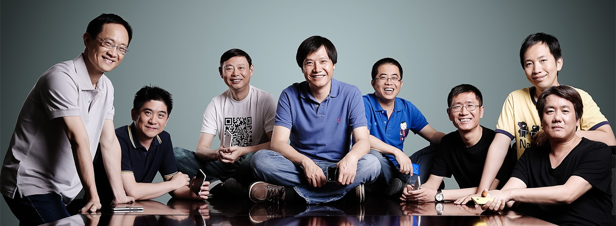 zakladatelia Xiaomi