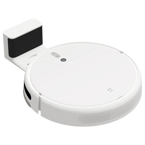biely robotický vysávač Xiaomi