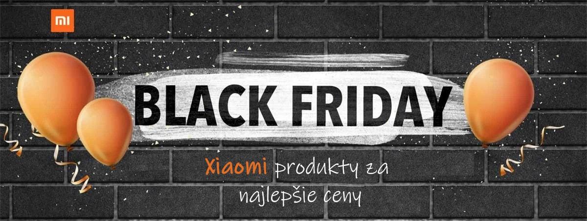 Black Friday Xiaomi Slovensko