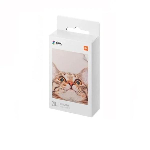 Xiaomi Mi Portable Photo Printer Paper (20pcs)