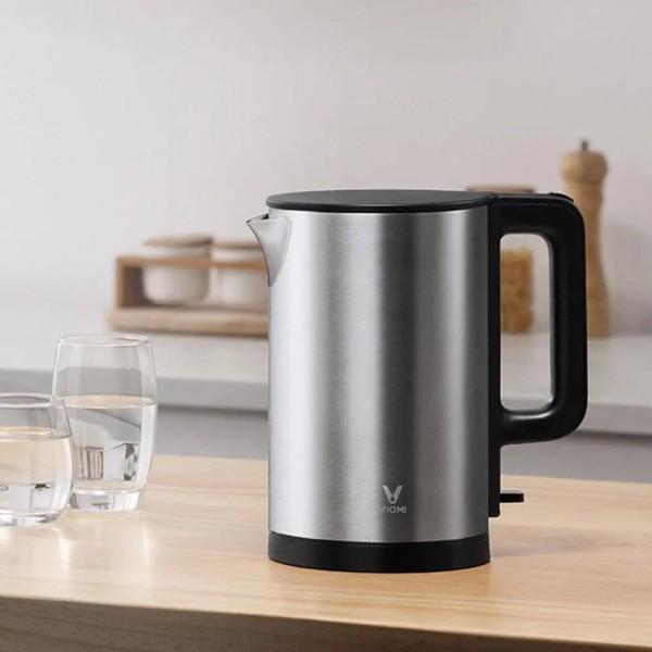 viomi kettle silver