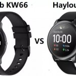Xiaomi IMILAB KW66 vs Haylou LS05