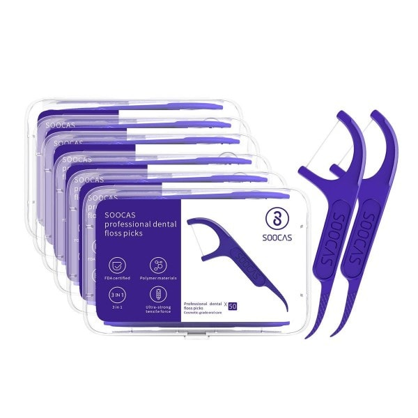 Xiaomi Soocas D1 Dental floss stick (50ks)
