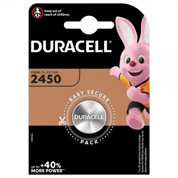 Duracell CR2450 (1ks)