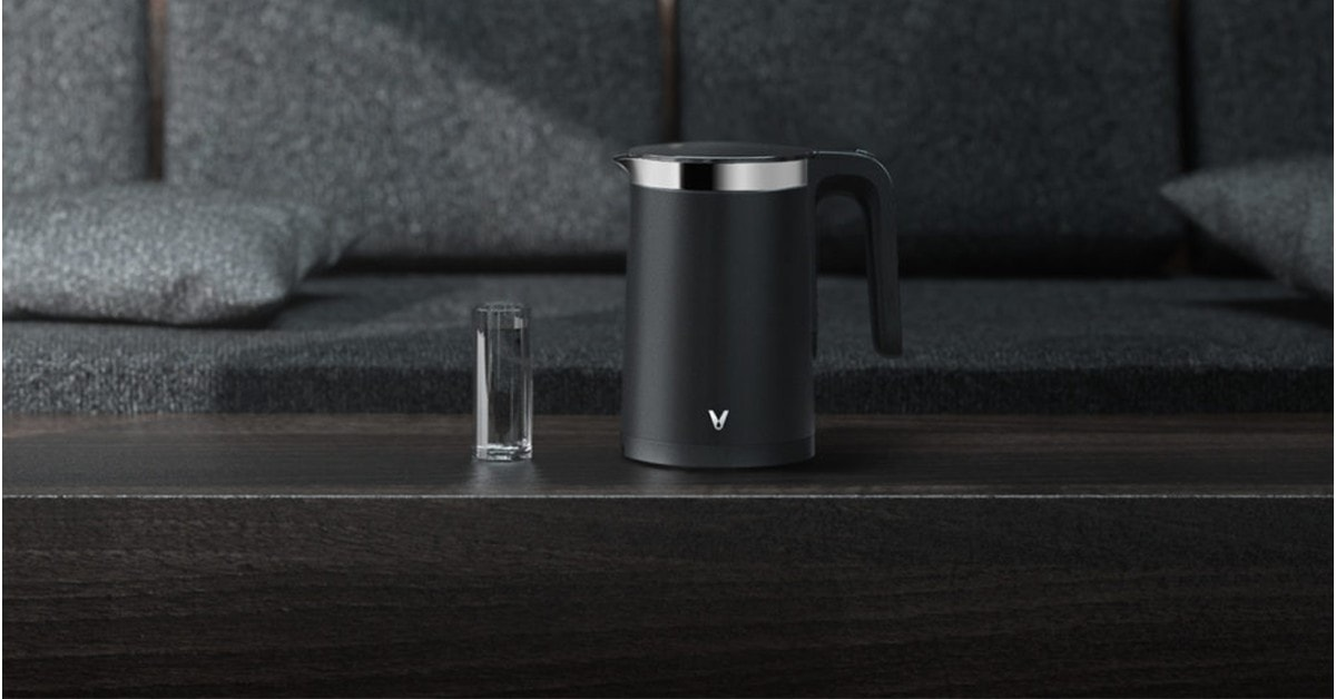 kanvica, xiaoi viomi smart kettle