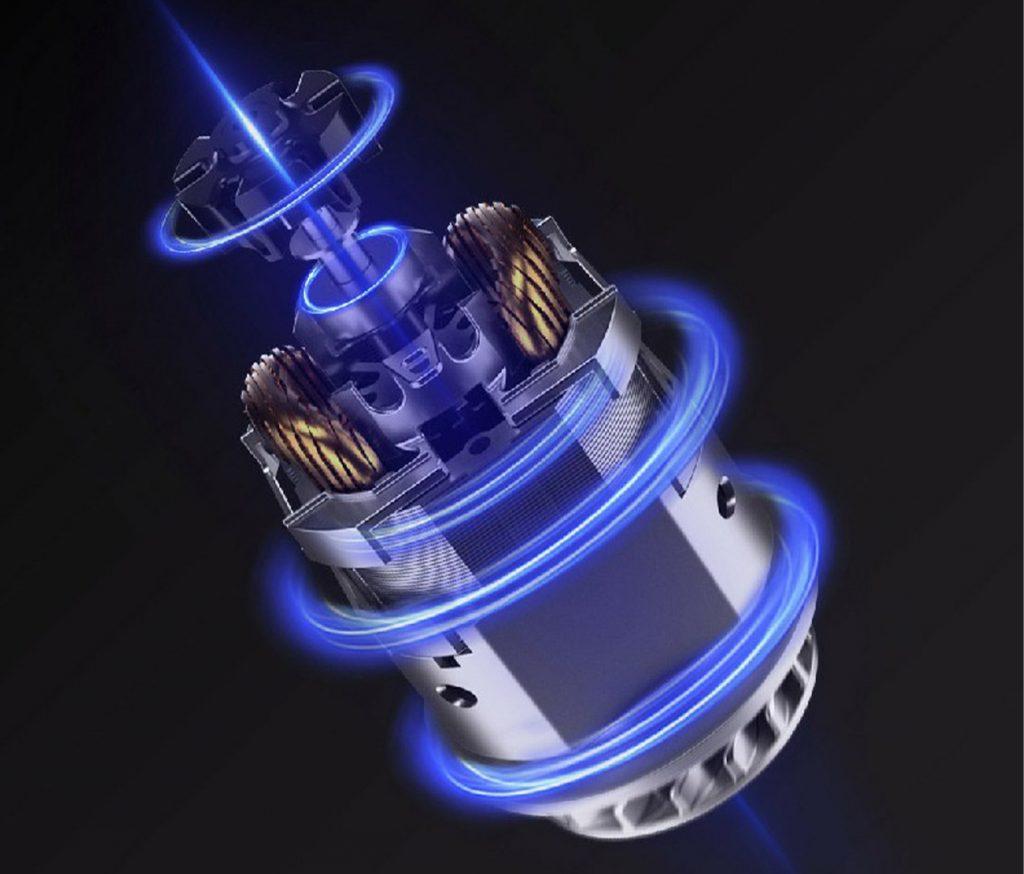xiaomi jimmy B32 pulzný motor