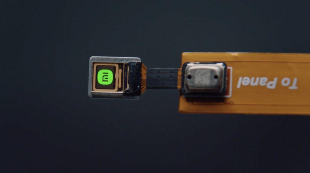 Xiaomi Smart Glasses cip o veľkosti zrnka ryze