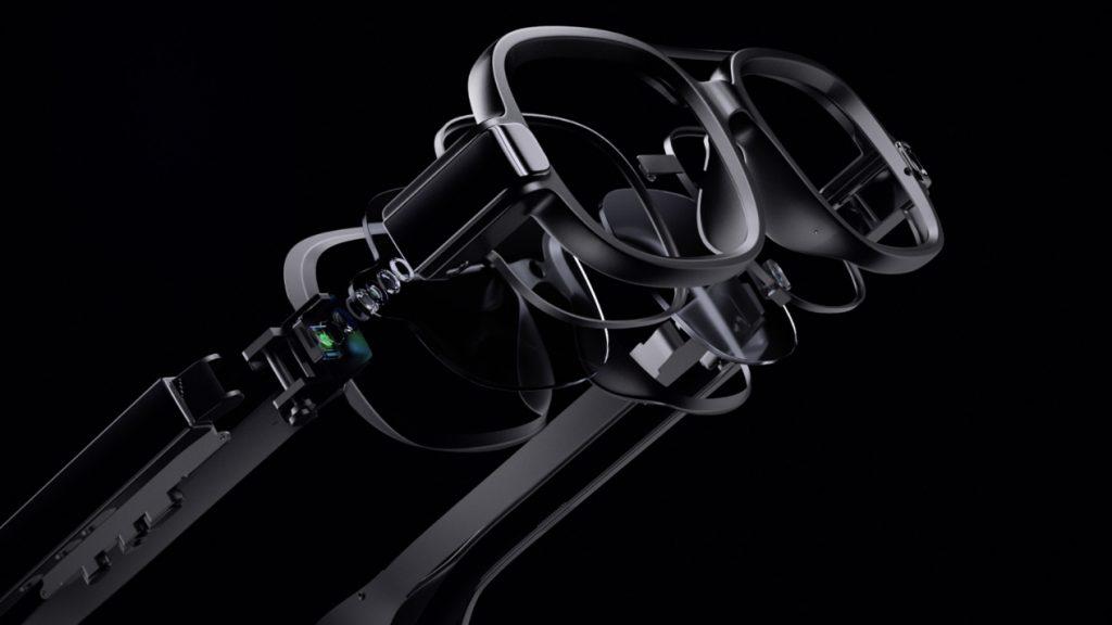 okuliare sú zložené z 497 komponentov