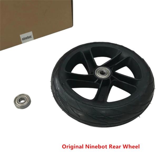 Originálne Xiaomi Ninebot zadné koleso (konštrukcia s plnou pneumatikou)