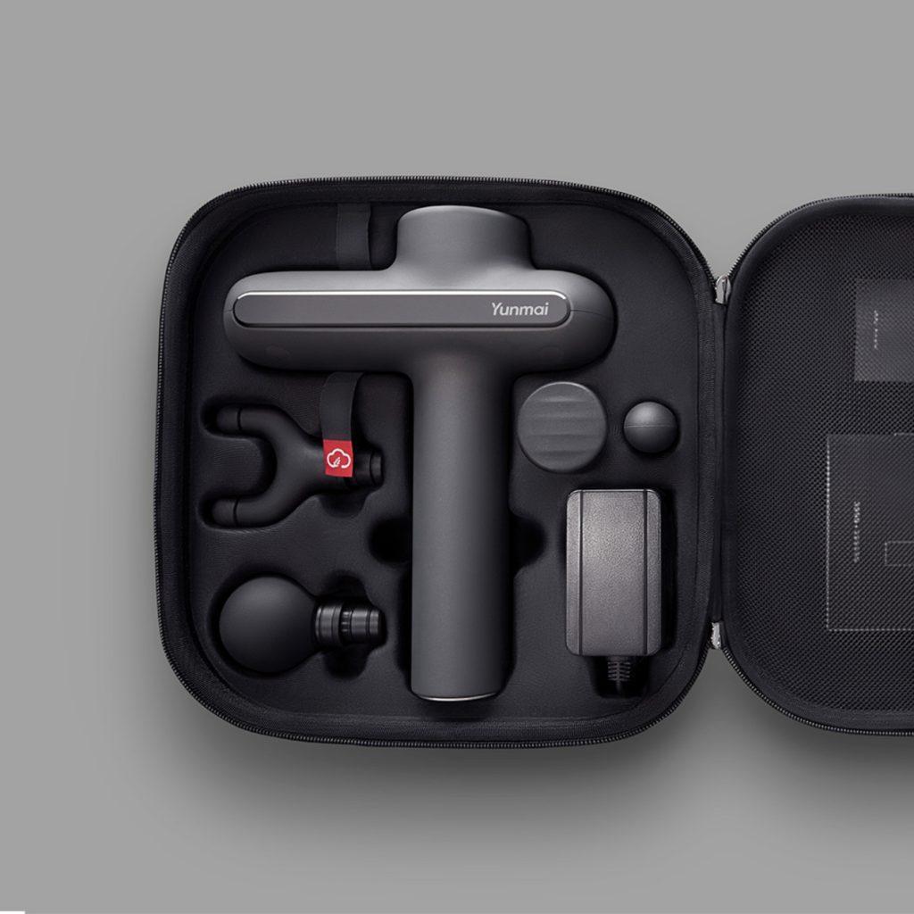 Xiaomi Yunmai Massage Gun Pro Basic je masazna pistol